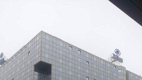 Poplach v Hiltonu: Zakouřená chodba vyděsila návštěvníky, na místo museli hasiči