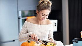 Dietní podzimní jídelníček na celý den podle výživové poradkyně