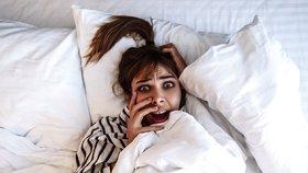 10 nejčastějších nočních můr a co se vám snaží naznačit. Tohle musíte vědět!