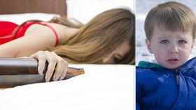 Ženy pijí potají, z matek jsou často alkoholičky. Jak poznat problém?