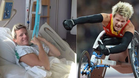 Paralympijská vítězka Vervoortová podstoupila eutanazii: Roky trpěla nesnesitelnou bolestí
