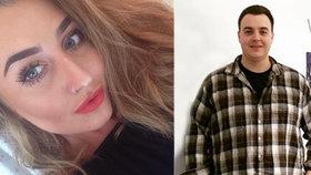 Kráska (†21) zjistila, že je přítel pedofil: Z šoku spáchala sebevraždu
