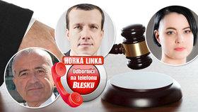 Máte právní problémy? Zavolejte přímo Ombudsmanům Blesku! Projekt Odborníci na telefonu pokračuje!