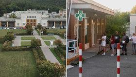 Nedůstojné fronty na léky v »Thomayerce«: Nonstop lékárna slouží i přespolním