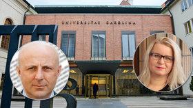 Na Univerzitě Karlově padají hlavy kvůli odklánění peněz. Rektor: Skandální chování