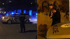 Krutá vražda v Praze: V Botiči našli ubodaného člověka, obviněný skončil ve vazbě