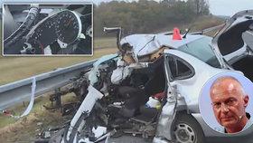 Sebevražda s dětmi ve 180 km/h? Expert promluvil o tachometru a tragické nehodě u Liberce!