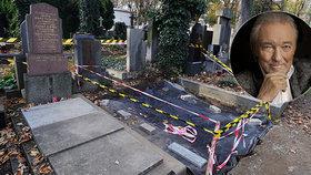 Tajemství hřbitova na Malvazinkách, kam pohřbí Gotta: Vysnil si, vedle koho bude ležet!