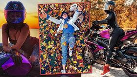 Zemřela sexy královna motorkářů! Statisíce jejích příznivců pláčou, dcera promluvila