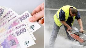 """Boj o minimální mzdu: """"Zásadní"""" neshoda rozbila jednání odborů. 15 tisíc nebude?"""