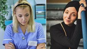 Dcera Dády Anička (24) má rakovinu: Snad to vyndají, doufá. A chystá si paruku