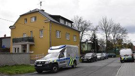 Smrt kvůli drogám? V domě v Olomouci našli zavražděného muže (†33) a ženu (†30)!
