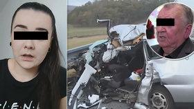Nehoda u Liberce, při které se zabila matka a dvě dcerky: Všechno to jsou lži! Tvrdí otec řidičky