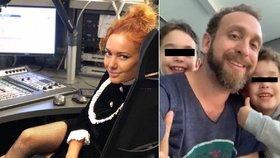 Slovenská moderátorka se bojí o unesené syny (5 a 8 let): Přímé ohrožení koronavirem!