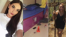 Natalii (†22) s kamarádkou nalezli v hostelu mrtvé: Jídlo plné drog! Zní děsivé podezření