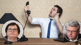 Okrádají důchodce po telefonu. Ministerstvo si posvítí na praktiky šmejdů
