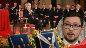 """Velvyslanec musel na koberec kvůli Tatarům na Hradě. """"Kádrování,"""" hartusí Ovčáček"""