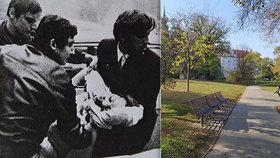 Brno splácí dluh obětem ze srpna 1969: Zastřelená Danuše Muzikářová (†18) bude mít park