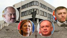 Slováci půjdou k urnám 29. února. Vede Fico, šance má Kiska i strana Čaputové