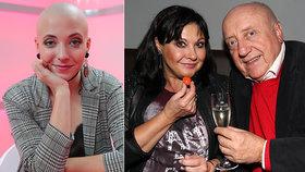 S rakovinou bojující Slováčková v Blesku: Nemoc zásadně změnila vztah rodičů!