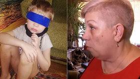 Pěstounka týrala chlapce (8) a brala 14 tisíc. Dítě našli připoutané řetězem k posteli