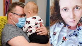 František má stejnou diagnózu jako Lucie Eckertová (†29): Na léčbu rakoviny kůže už nemá peníze