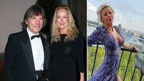 Frontman Iron Maiden se rozvádí: Manželku vyměnil za mladší fanynku!