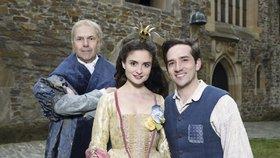 Vánoce u televize vyhrála ČT1: Princezna a půl království ovládla Štědrý večer