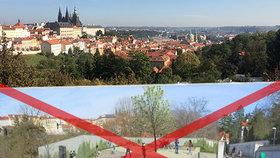 Záchody na Petříně nebudou? Koalice schvaluje jejich přemístění