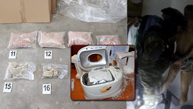 Šest mladíků z Brna mělo posílat obří zásilky drog do celého světa! Zadrželi je v trenýrkách