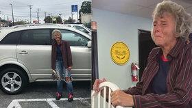 Z práce chodila denně pěšky 20 km, dobrodinci se jí složili na auto