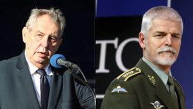 Zeman vysvětlil pozvání Tatarů na Hrad, pokáral generál Pavla a zmínil volby