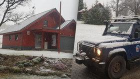 Do Česka dorazil sníh. Meteoroložka přidala varování pro řidiče