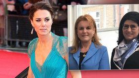 Královská rodina zuří: Vévodkyně Kate byla zneužita kvůli reklamě! Má v tom prsty Fergie?