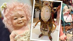 Lucerna se stala domečkem pro panenky: Všední krásky jsou passé, do kurzu jde sopečný prach
