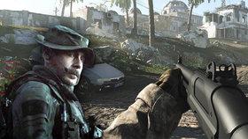 Popravy a zabíjení dětí uvidíte děsivě zblízka. Recenze Call of Duty: Modern Warfare
