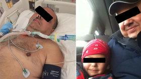 Kamioňáka našli zbitého v autě, v nemocnici zemřel: Podle policie si to způsobil sám!