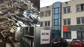 Tady začínají a končí pražské registrační značky. Víme, za co se u zkoušek o řidičák nejčastěji vyhazuje