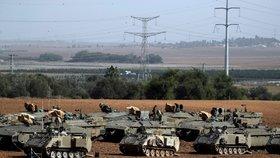 Klid zbraní v Gaze: Izrael se po dvou dnech bojů domluvil s islamisty na příměří