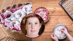 Dokonalé vanilkové rohlíčky krok za krokem! Roli hraje i »kondice« ořechů, radí cukrářka
