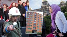 Čeho se Češi nejvíc bojí? Migranty hravě předčila krize bydlení, lidé řeší peněženky