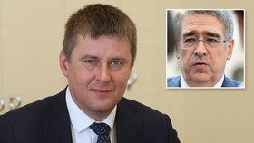 U Petříčka si pozvali na kobereček ruského velvyslance. Kvůli zákazu neziskovky