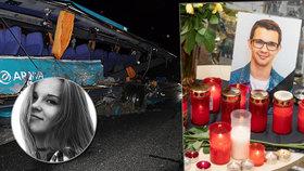 Alex (†16) nasedl do autobusu smrti omylem: On ani Veronika (†17) se domů nevrátí