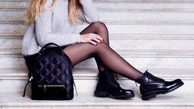 Boty, které do jara nesundáte! Kde je koupit a jak je nosit?
