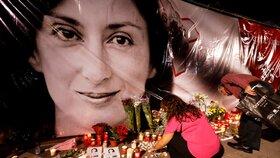Policie zadržela podnikatele kvůli vraždě krásné novinářky. Propustili ho na kauci