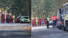 Výbuch a únik jedovatých zplodin na Liberecku zranil osm lidí: Jedy paralyzovaly záchranáře!