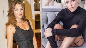 Radikální proměna Miss Sokolové: Z dlouhovlasé brunetky je blond kluk!