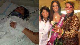 Dcera Nekonečného (†52) se po autonehodě sesypala: Foto z nemocnice mluví za vše!