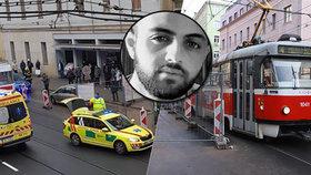 Kvůli zavřenému chodníku srazila Ervína (†21) tramvaj: Rodina to chce úřadům spočítat