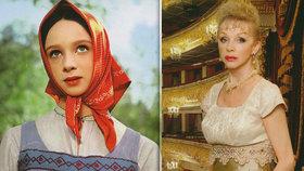 Blesk v Moskvě za smutnou Nastěnkou z Mrazíka: O synovi nemluvte, zůstal s otcem!